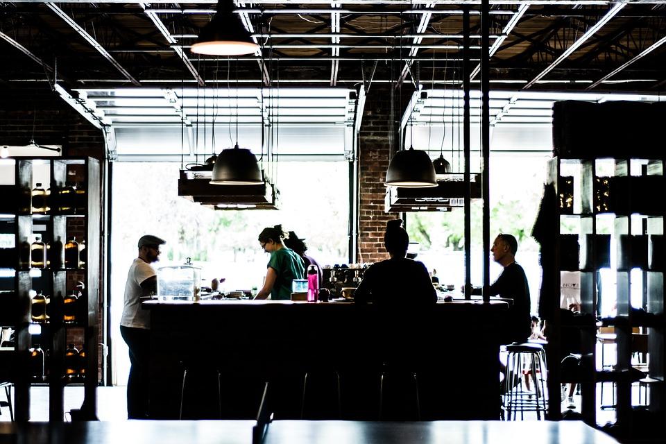 picture of restaurant interior