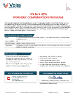 New Workers' Comp Program Rev129